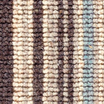 Cheltenham Stripe Carpet - Duck Egg